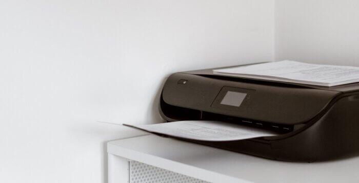 Принтер друкує пусті сторінки.