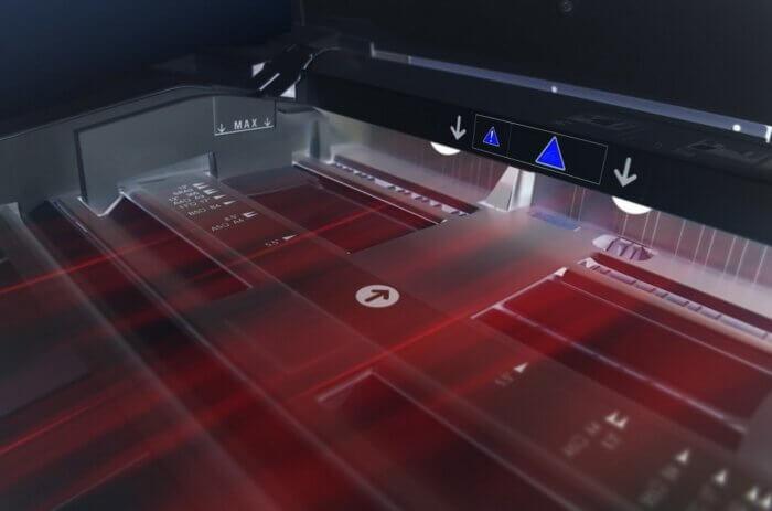 Лазерний принтер.