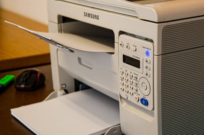 Світлодіодний принтер.
