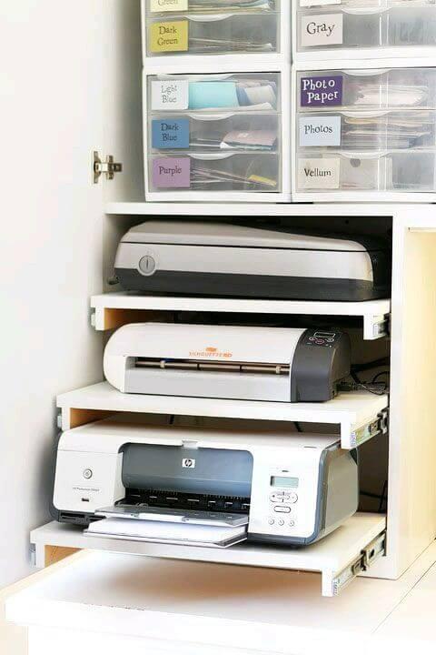 Як вибрати принтер.